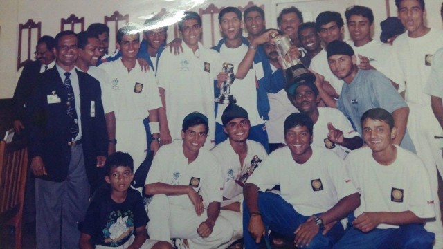 India lifted the Under-19 World Cup in 2000 under the captaincy of Mohammad Kaif.