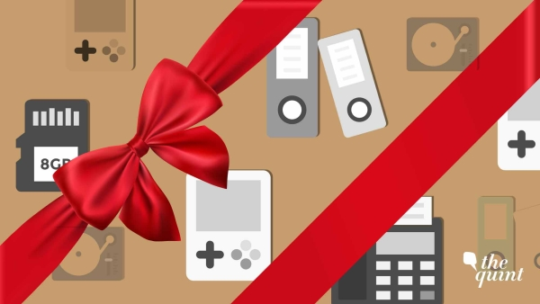 Try gifting a gadget this Valentine's Day.