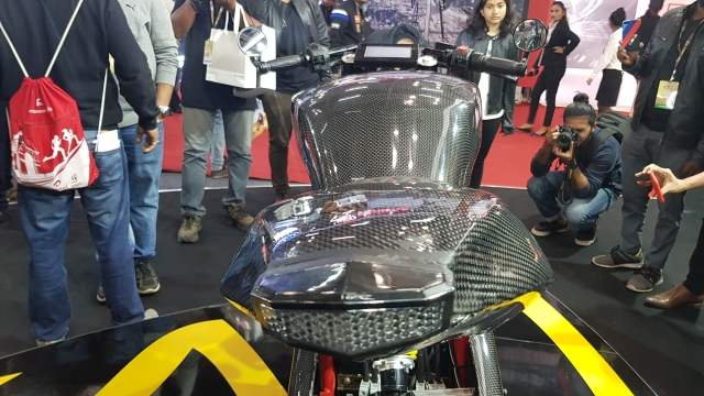 Buyers can customise the design of the bike as per their choice.