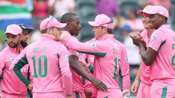 The 'Pink ODI' is played to create awareness against breast cancer and for the benefit of those suffering from the disease.