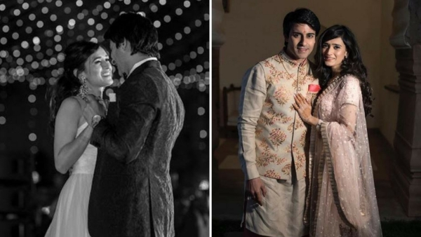 Gautam Rode and Pankhuri Awasthy tie the knot.