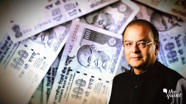 Image of Finance Minister Arun Jaitley used for representational purposes.