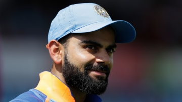 File photo of Virat Kohli.