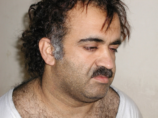 Khalid Sheikh Mohammed confessed to be the 9/11 mastermind.
