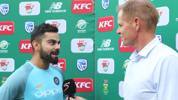 One of Our Most Balanced Performances, Says Captain Kohli