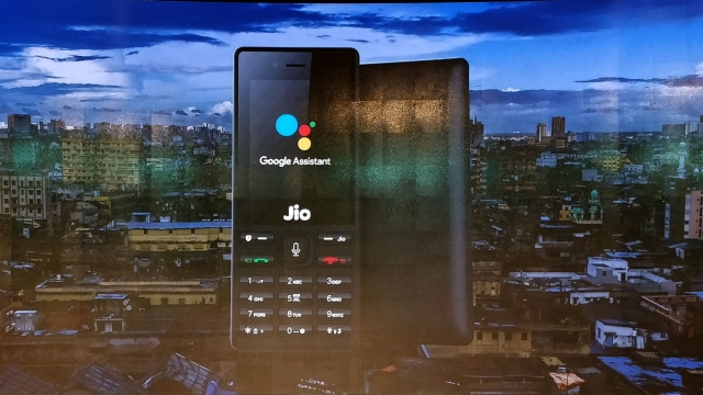 Google Assistant runs on JioPhone and Nokia 8110 now.