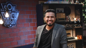Comedian Abish Mathew opens up about mental health and the importance of therapy.
