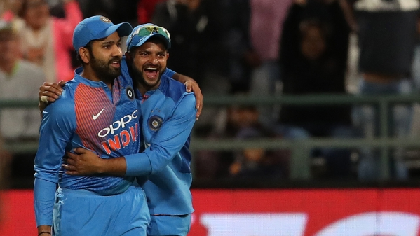 India defeat South Africa by 7 runs to clinch the three-match series 2-1.