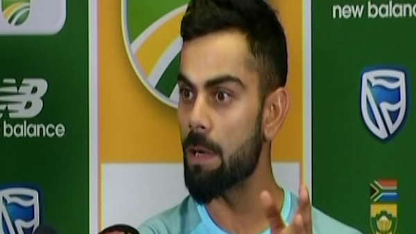 I Won't Accept Praise: Kohli Blasts Reporters After ODI Series Win