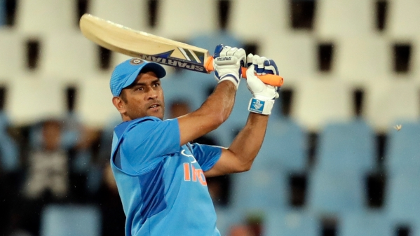 MS Dhoni smashed a half-century against South Africa on Wednesday, 21 February.