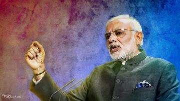 Image of PM Narendra Modi used for representational purposes.