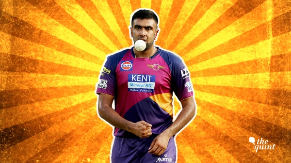 Why did the Ravichandran Ashwin, who was dropped from India's ODI team, turn up for Tamil Nadu in the Vijay Hazare trophy and bowl leg breaks?