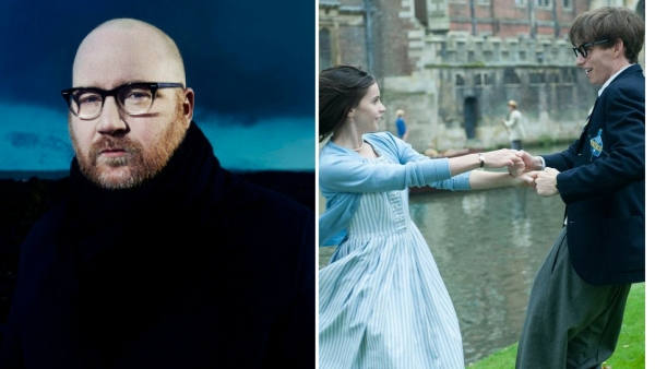 Oscar-nominated composer Jóhann Jóhannsson churned out music for <i>The Theory of Everything. (Photo Courtesy: Facebook/Altered by The Quint)</i>