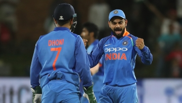 India created history, beating South Africa by 73 runs in the fifth ODI in South Africa to win their first-ever series in the country.