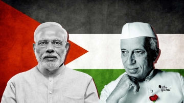 A fact check tells us why PM Modi is the first Indian Prime Minister to visit Palestine, despite Nehru visiting Gaza in 1960.