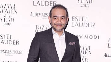 Nirav Modi is the main accused in an alleged fraud of over Rs 12,600 crore in Punjab National Bank.