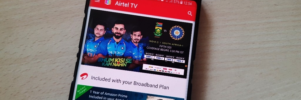 Airtel's Video Streaming Bet to Rival Reliance Jio, Hotstar
