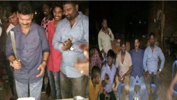 A few days ago, Chennai cops interrupted a birthday party arresting over 75 criminals.