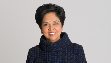 File picture of Indra Nooyi.