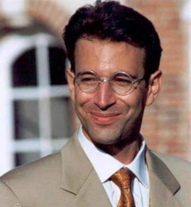 Daniel Pearl was executed by terrorists in Pakistan in 2002.