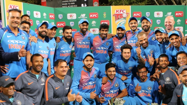 India defeated South Africa in the third and final T20 by 7 runs.