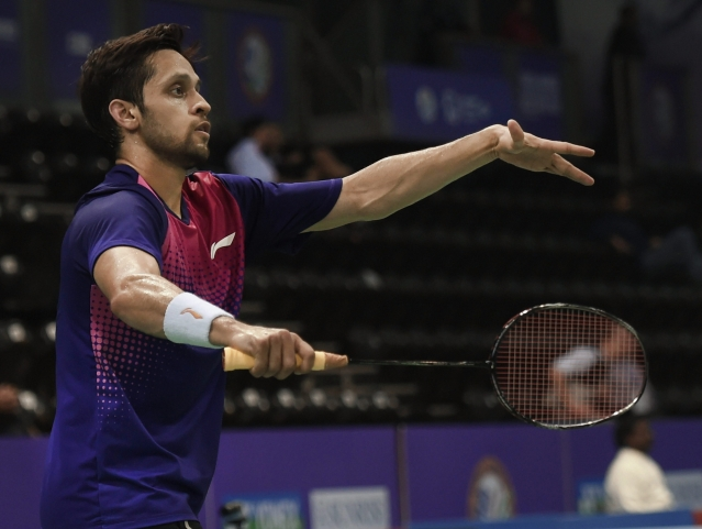 File photo of Parupalli Kashyap.