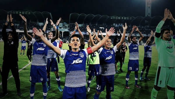 This is Bengaluru FC's maiden season in the Indian Super League.