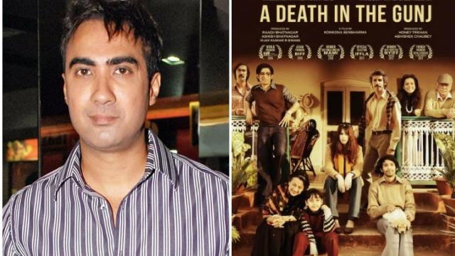 Actor Ranvir Shorey in <i>A Death In The Gunj</i>