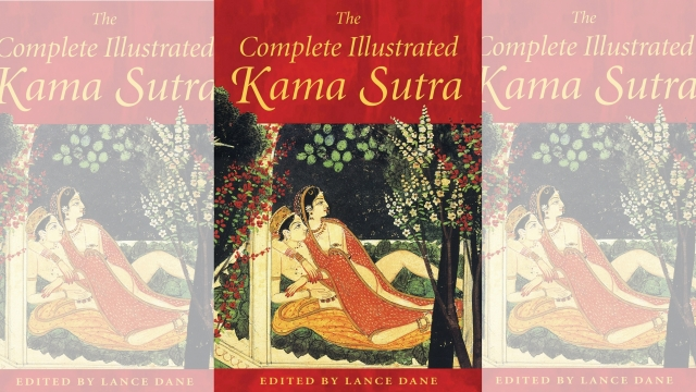 An illustrated edition of the <i>Kama Sutra</i>.