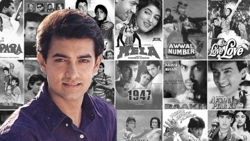 Check out some of Aamir Khan's 'epic' films.
