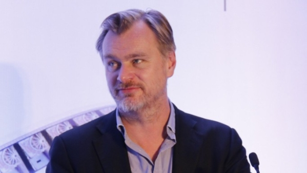 Christopher Nolan is in India to draw attention to the importance of celluloid in the digital age