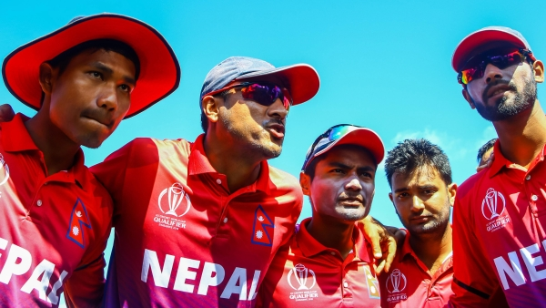 Nepal attained ODI status on 16 March.