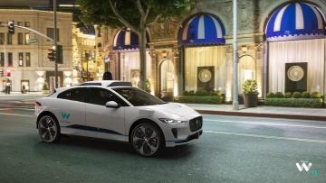 Waymo, the autonomous car making company and subsidiary of Google's parent company Alphabet.