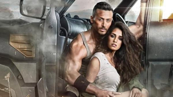Tiger Shroff and Disha Patani in <i>Baaghi 2. </i>