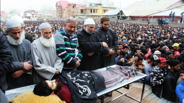 Eisa Fazili, a BTech graduate from Soura in Srinagar, was among the three militants who was shot dead in the Anantnag encounter on 12 March.
