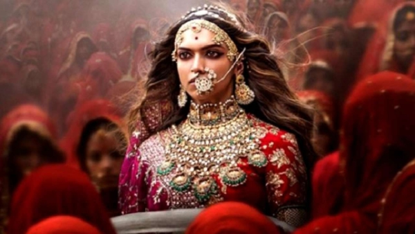 Deepika Padukone was the leading lady of <i>Padmaavat.</i>