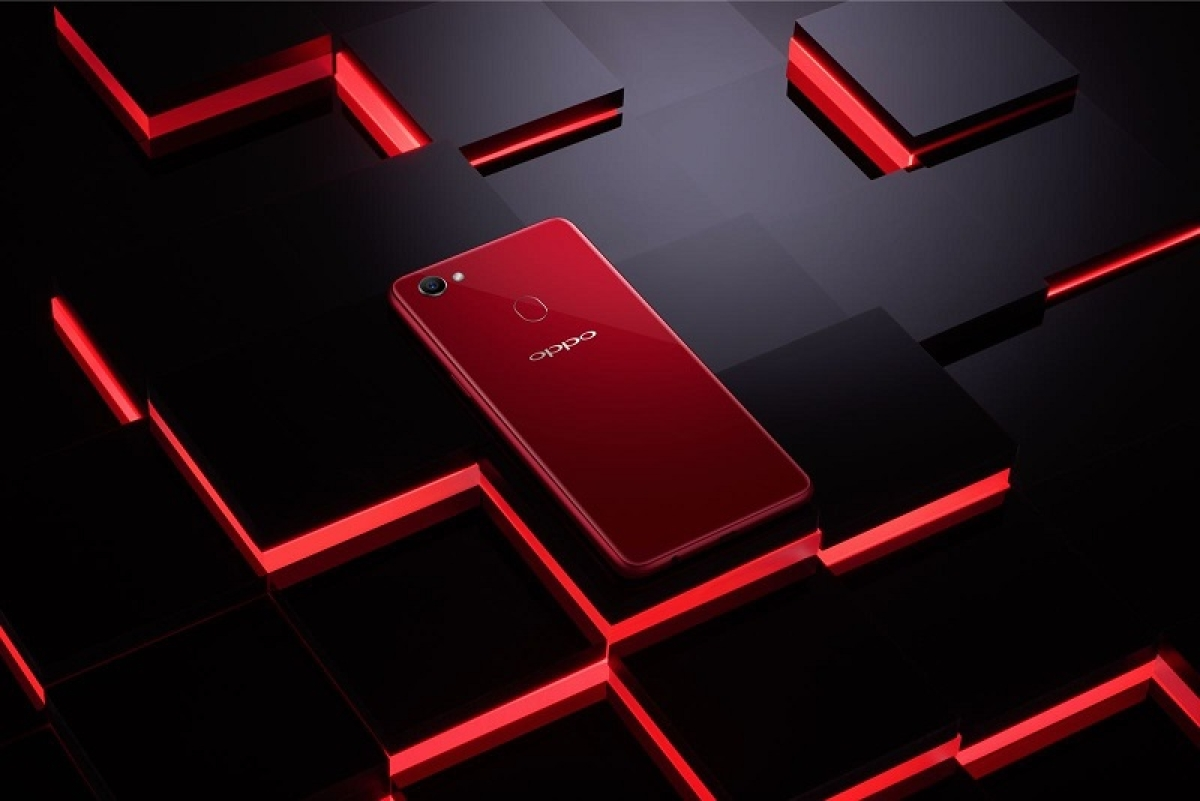 OPPO F7 Launched in India  OPPO F7's 25MP Selfie Camera is Even