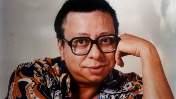 The legendary music maverick, R.D.Burman.