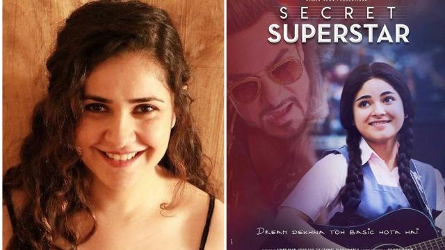 Actor Meher Vij in <i>Secret Superstar</i>