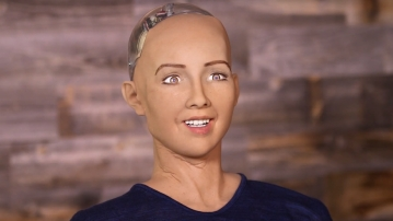 Sophia became the first humanoid robot to be granted citizenship in 2017.