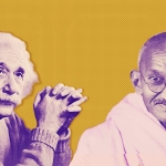 From Gandhi to Tagore, A Look at Einstein's 'Desi' Connections
