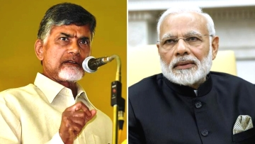 Cracks were reported in the TDP-NDA alliance after Arun Jaitley ruled out a special category status for Andhra Pradesh, offering a special package for the state instead.