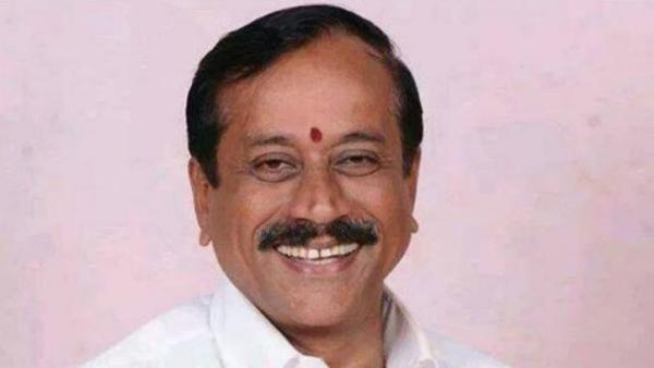File image of BJP national secretary, H Raja.