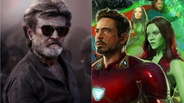 It's <i>Kaala </i>vs Avengers: Infinity War this April.