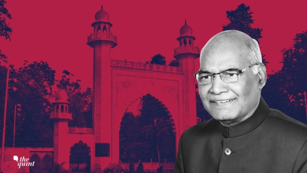 "Some students have demanded Kovind's apology for a 2010 statement where he called Islam as ""alien"" to the nation."