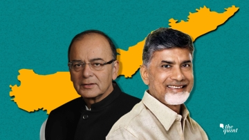 Cracks were reported in the TDP-NDA alliance after Arun Jaitley ruled out a special category status for Andhra Pradesh, offering a special package to the state instead.