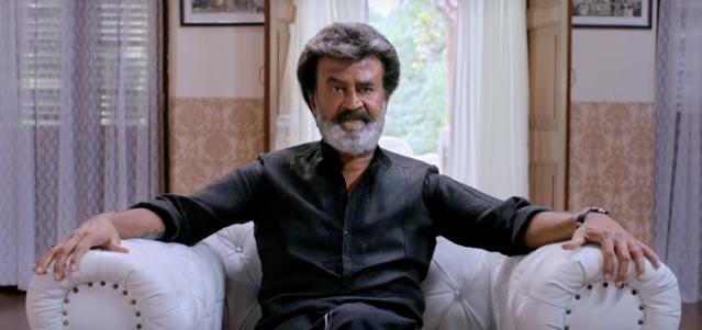 There's more to Rajinikanth's black than meets the eye.