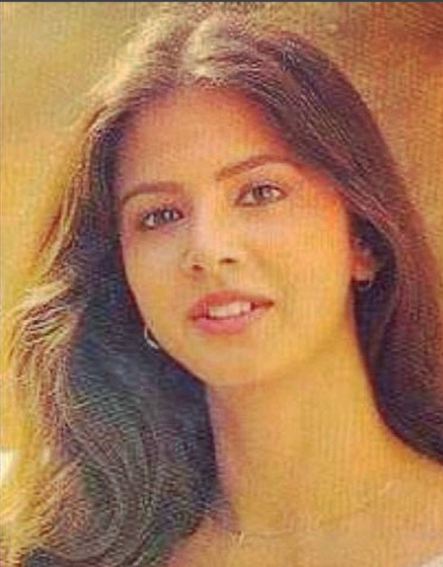 The late Richa Sharma.