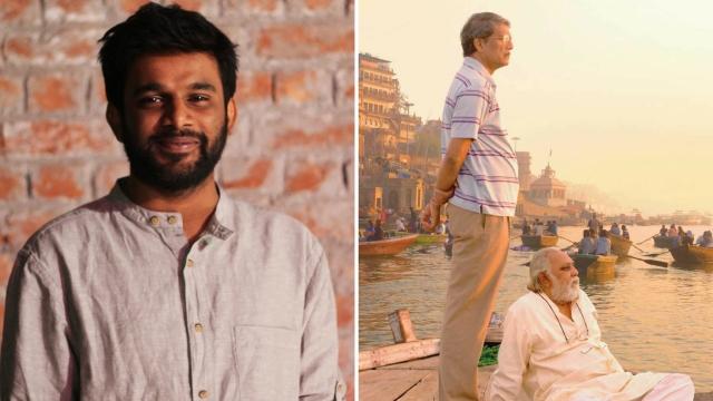 Shubhashish Bhutiani the director of <i>Mukti Bhawan.</i>