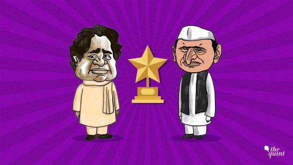 (Mayawati (L), Akhilesh Yadav (R). Image used for representational purposes.